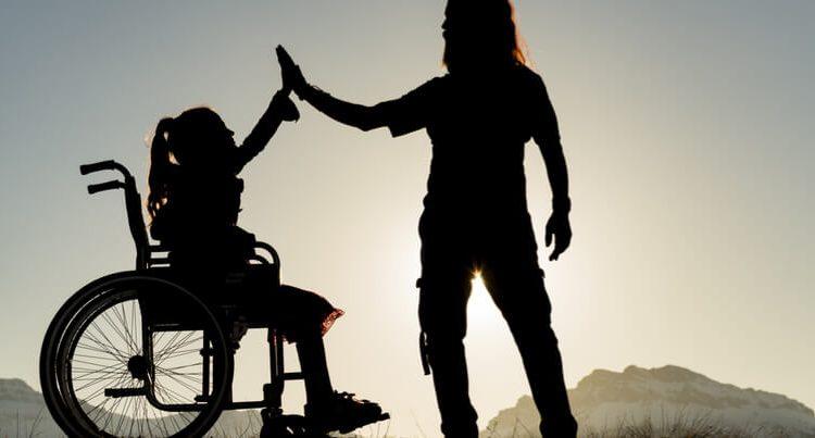 Cartel contratación Personas con Discapacidad